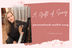 Gesture: Soulful Personalized Song - Express Your Feelings (2 minutes)