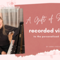 Add On: Add a Video to the Soulful Personalized Song
